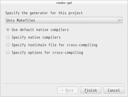 OpenSceneGraphをLinuxへインストールする。(2回目)